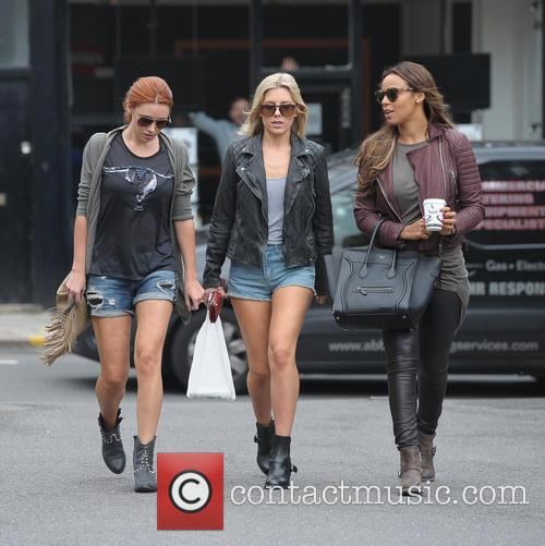 Una Healy, Mollie King and Rochelle Humes 6
