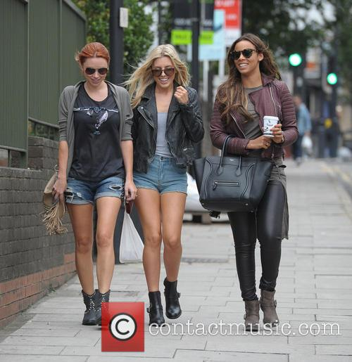 Una Healy, Mollie King and Rochelle Humes 11