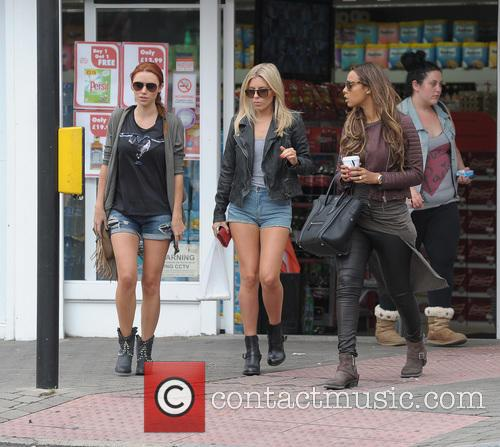 Una Healy, Mollie King and Rochelle Humes 12