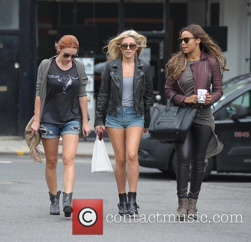 Una Healy, Mollie King and Rochelle Humes 14