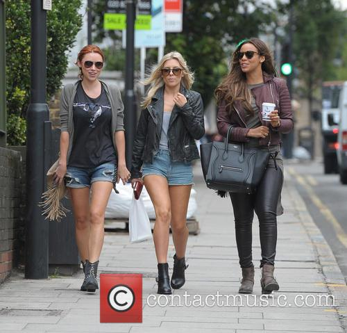 Una Healy, Mollie King and Rochelle Humes 15