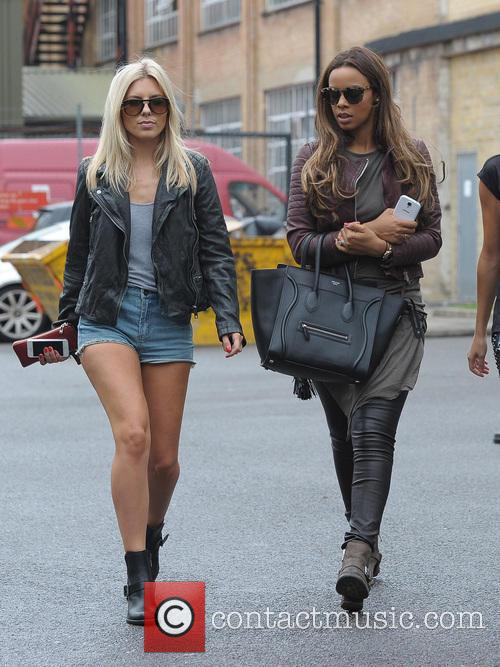 Mollie King, Rochelle Humes