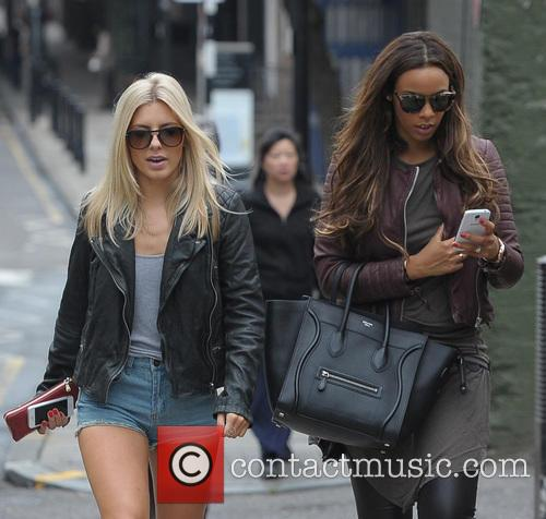 Mollie King and Rochelle Humes 3