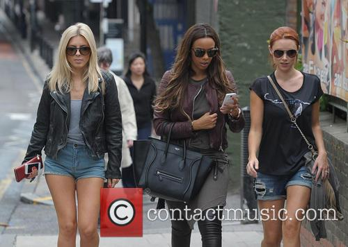 Mollie King, Rochelle Humes, Una Healy