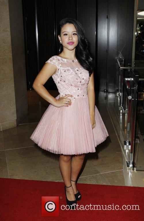 Cierra Ramirez, Beverly Hilton Hotel, Imagen Awards