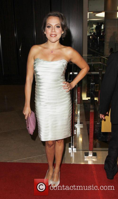 Julia Grob, Beverly Hilton Hotel, Imagen Awards