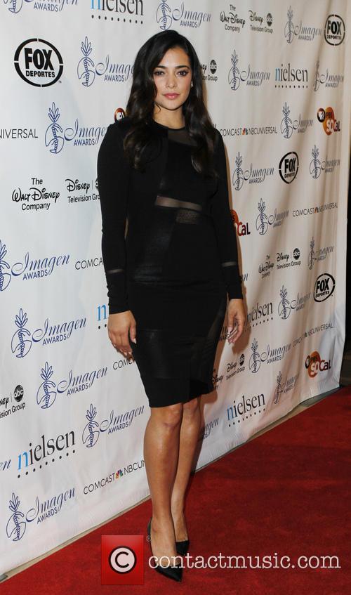 Natalie Martinez, Beverly Hilton Hotel, Imagen Awards