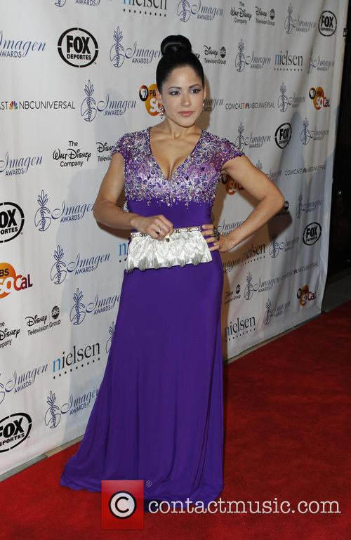 Veronica Diaz Carranza, Beverly Hilton Hotel, Imagen Awards