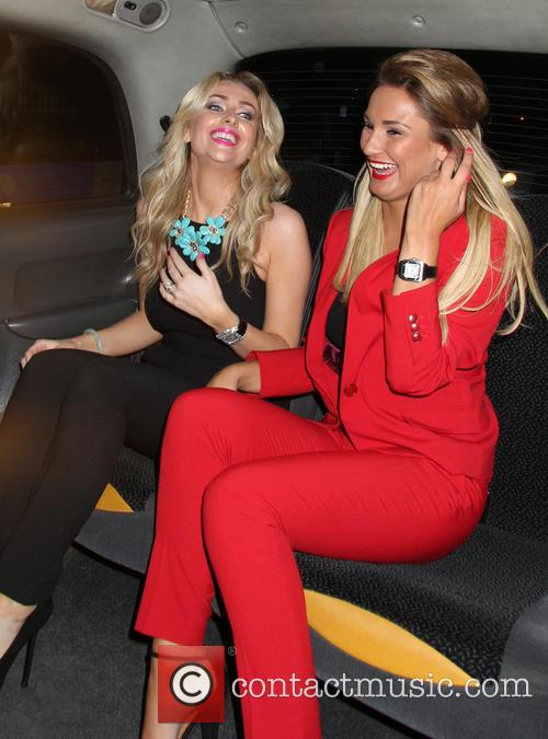 Sam Faiers and Gemma Merna 2