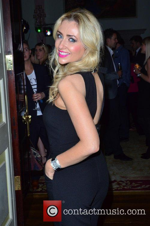 Sam Faiers, Gemma Merna attend the Robert Mickey Maughon book launch party