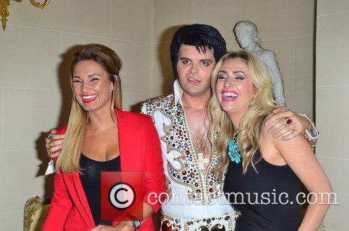 Sam Faiers, 'Elvis' and Gemma Merna 3