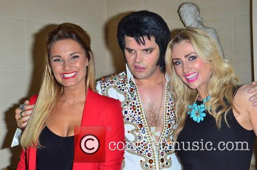 Sam Faiers, 'Elvis', Gemma Merna