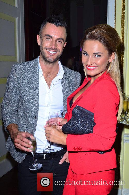 Sam Faiers and Guest 11