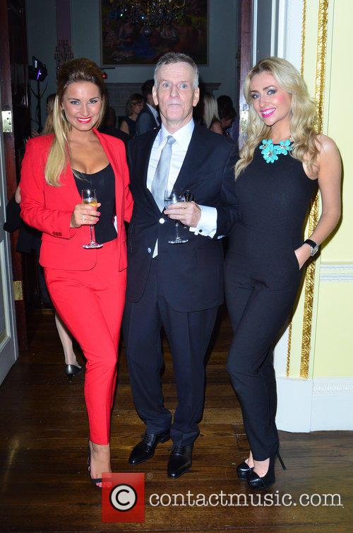 Sam Faiers, Robert Mickey Maughon and Gemma Merna 7