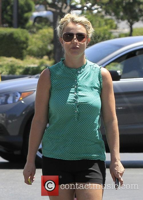 Britney Spears and Jayden James Federline 2