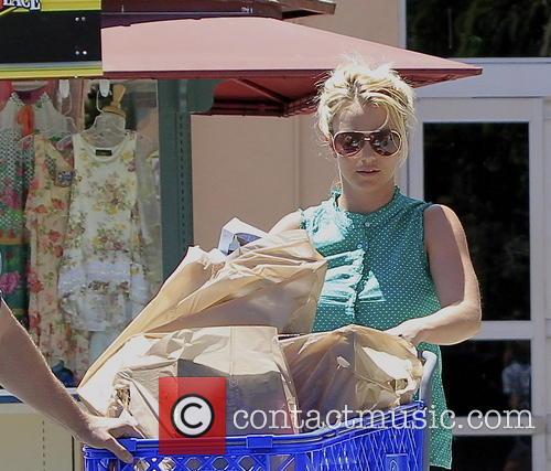Britney Spears, Sean Federline and Jayden James Federline 10
