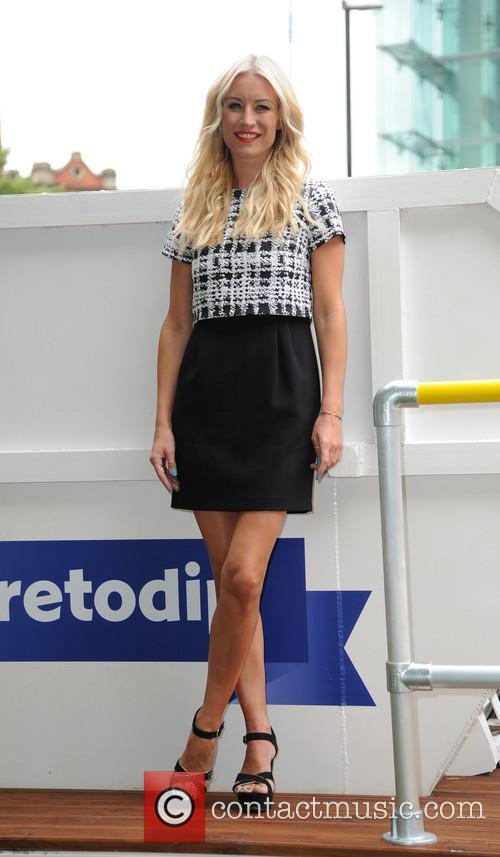 denise van outen denise van outen launches 3820650