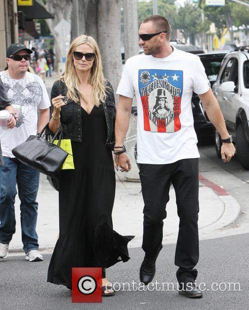 Heidi Klum and Martin Kristen 2