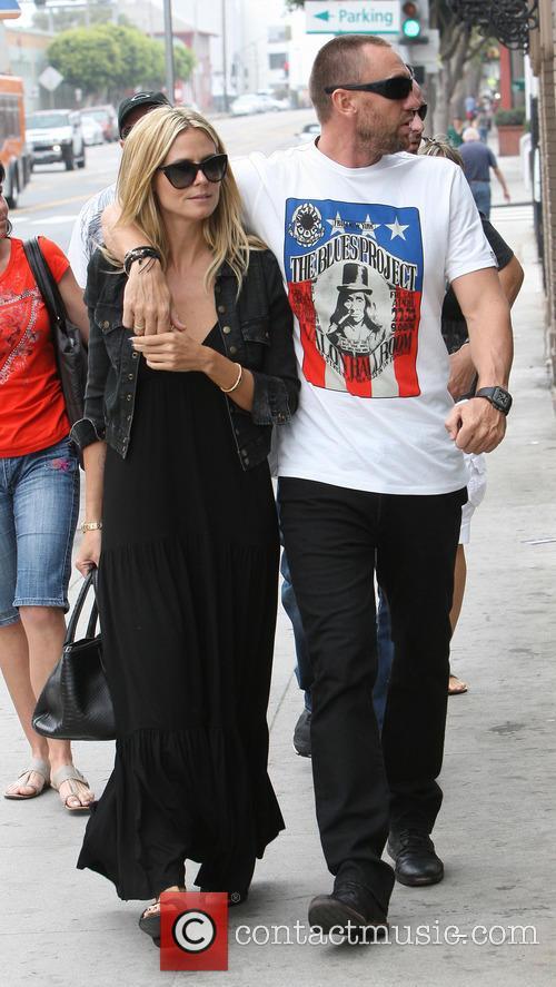 Heidi Klum and Martin Kristen 4