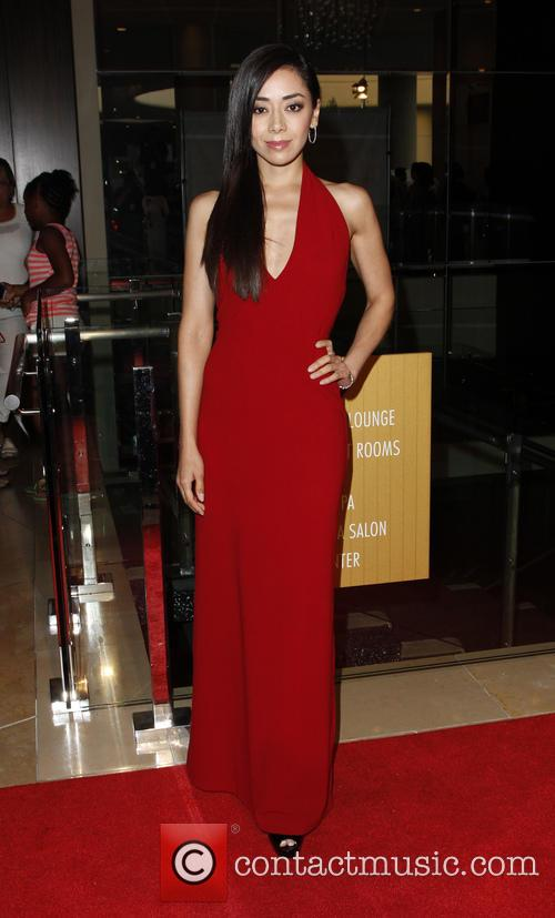 Aimee Garcia, Beverly Hilton Hotel, Imagen Awards