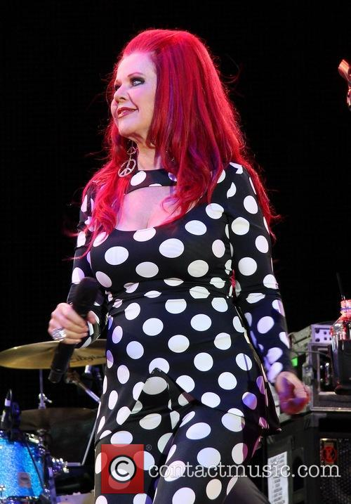 The B-52's and Kate Pierson 4