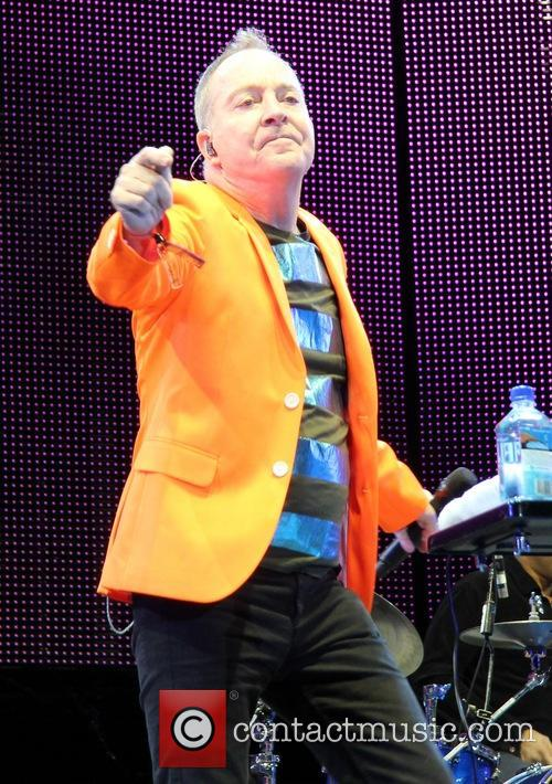 The B-52s and Fred Schneider 3