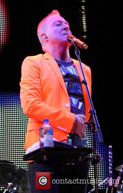 The B-52s and Fred Schneider