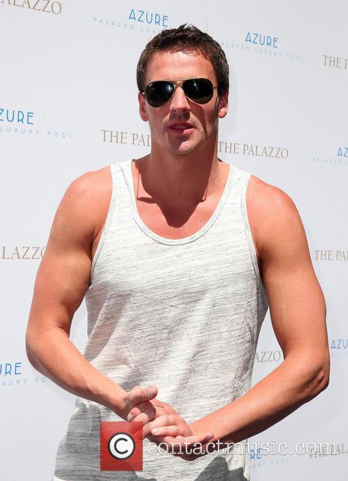 Ryan Lochte, Azure Luxury Pool