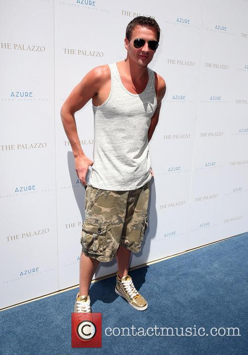 Ryan Lochte, Azure Luxury Pool