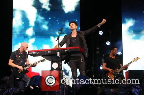 Danny O'donoghue, Mark Sheehan and The Script 2