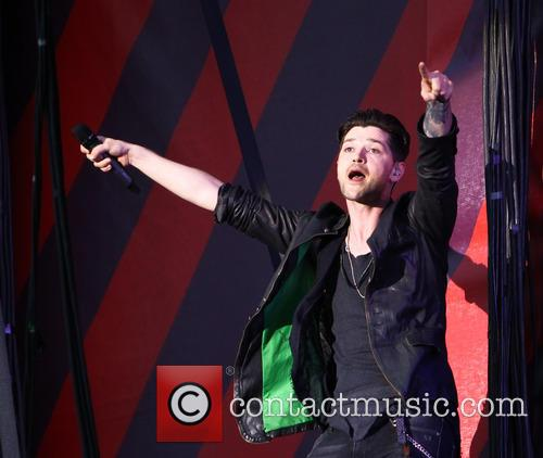 Danny O'donoghue and The Script 3