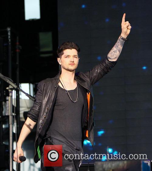 Danny O'Donoghue and The Script 11