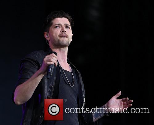 Danny O'Donoghue and The Script 12