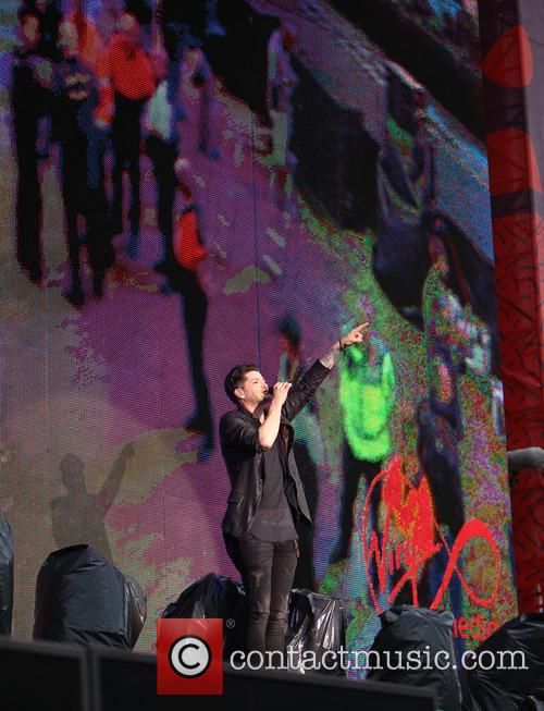 Danny O'Donoghue and The Script 13