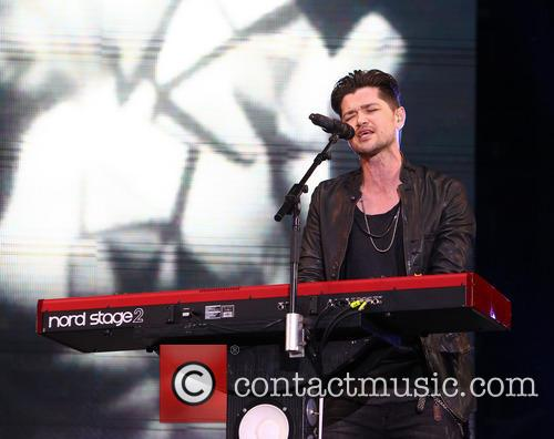 Danny O'Donoghue and The Script 18