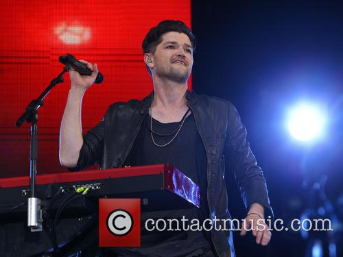 Danny O'Donoghue and The Script 22