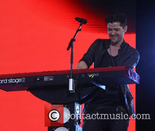 Danny O'donoghue and The Script 1