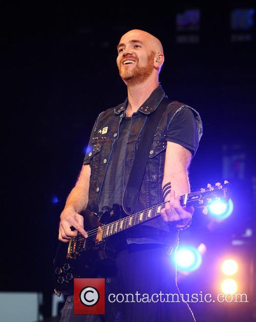 Mark Sheehan and The Script 3