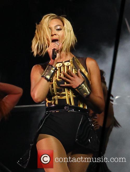 Beyonce, V Festival