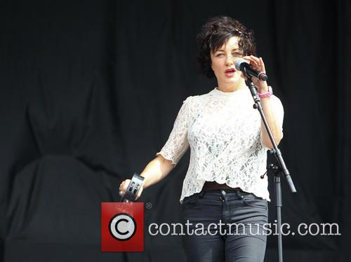 Lorraine Mcintosh and Deacon Blue