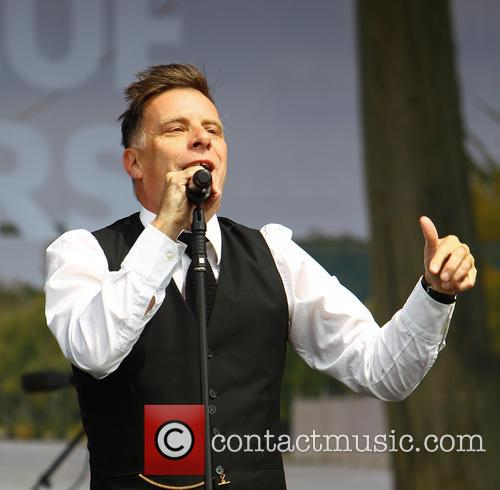 Ricky Ross and Deacon Blue 1