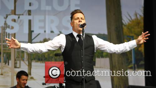 Ricky Ross and Deacon Blue 8