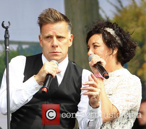 Ricky Ross, Lorraine Mcintosh and Deacon Blue 6