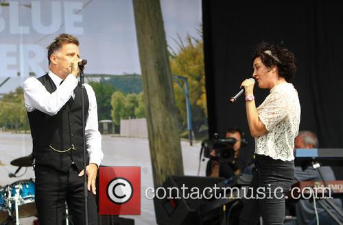 Ricky Ross, Lorraine Mcintosh and Deacon Blue 8
