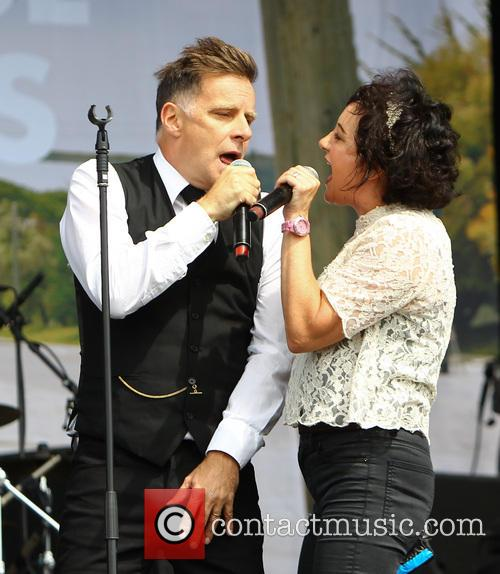 Ricky Ross, Lorraine Mcintosh and Deacon Blue 10