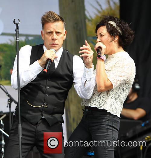 Ricky Ross, Lorraine Mcintosh and Deacon Blue 11