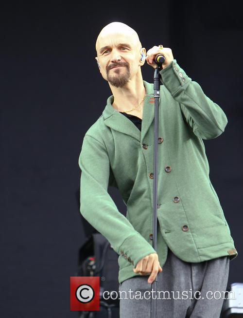Tim Booth and James 2