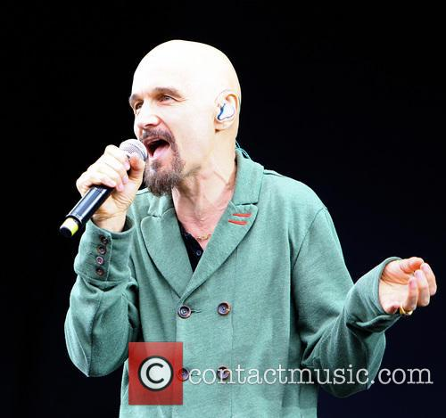 Tim Booth and James 3