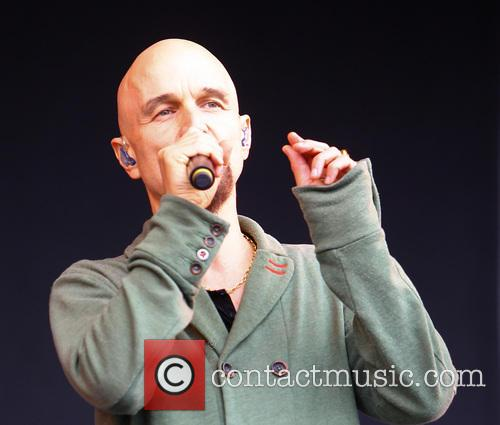 Tim Booth and James 4