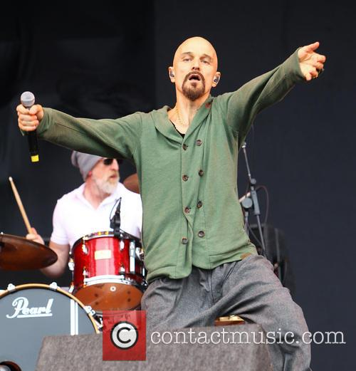 Tim Booth and James 5